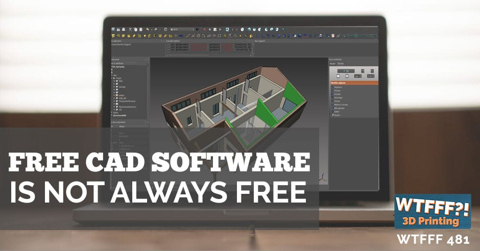 Free cad software is not always free for Free online cad program