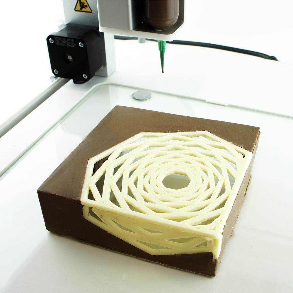 Building Your Own Food 3D Printer With Nina Hoff Of ByFlow