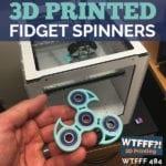 WTFFF 484   Fidget Spinners