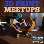 3D Print Meetups with Chris Kaminsky of MI3D