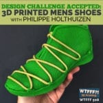 WTFFF 508 | 3D Printed Mens Shoes