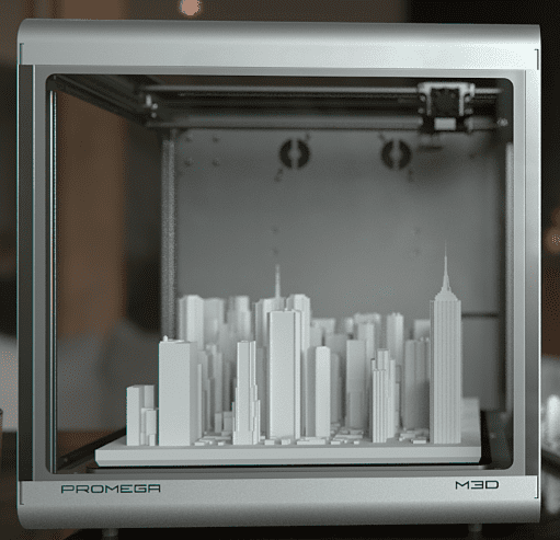 WTFFF 521 | 3D Printer Display Exhibit
