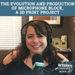 The Evolution and Production of Microphone Block, A 3D Print Project