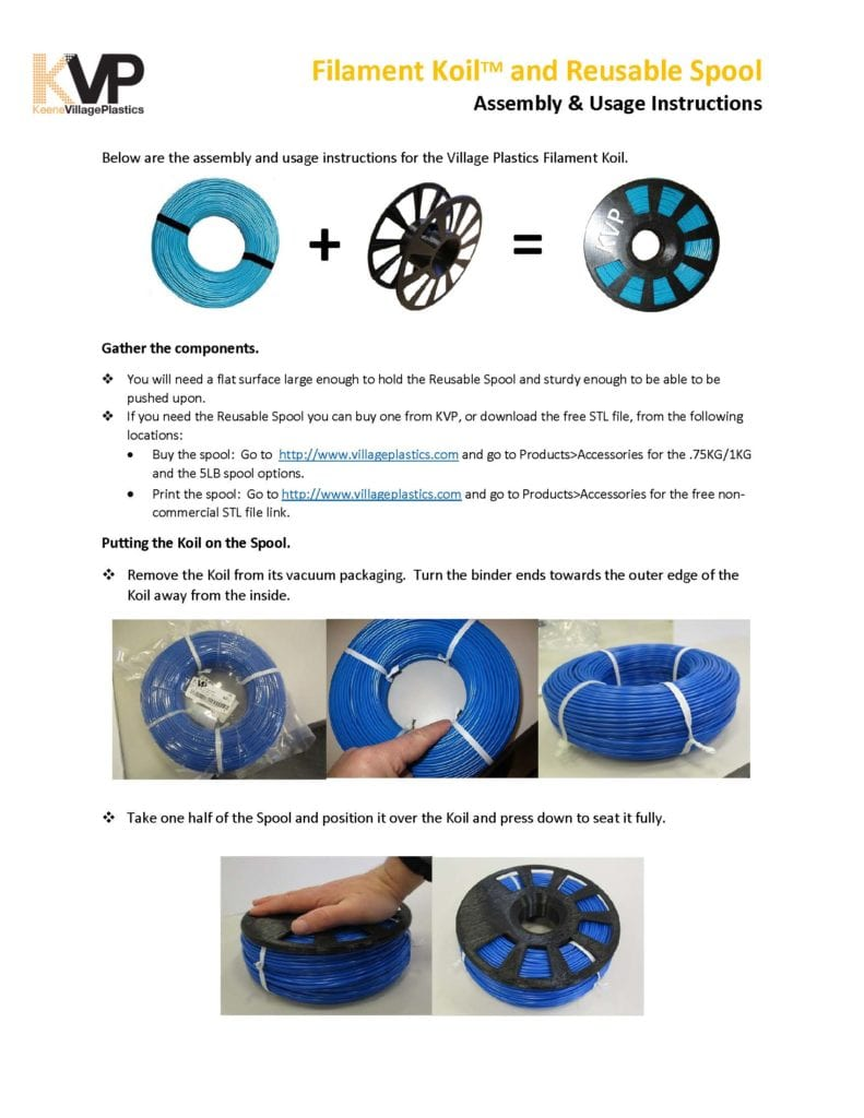 WTFFF 525 | Reusable Filament Spools