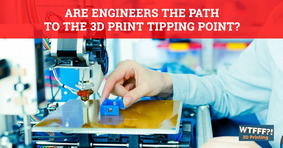 WTFFF 538 | 3D Print Tipping Point