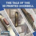 WTF | 3D Printed Doorbell