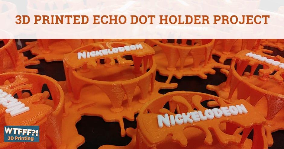 WTF 544 | Echo Dot Holder
