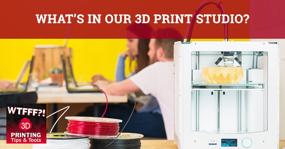 WTF 002 | 3D Print Equipment