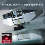 WTF 018 | Build Plate