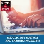 WTF 028 | 3D Printer Training Package