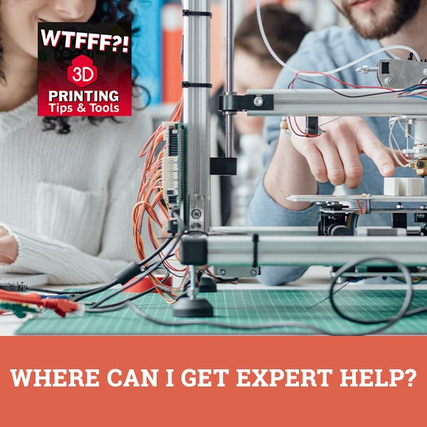 WTF 032 | 3D Printing Expert