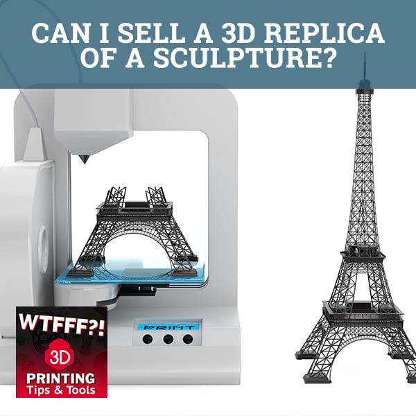 WTF 035 | 3D Sculture Replica