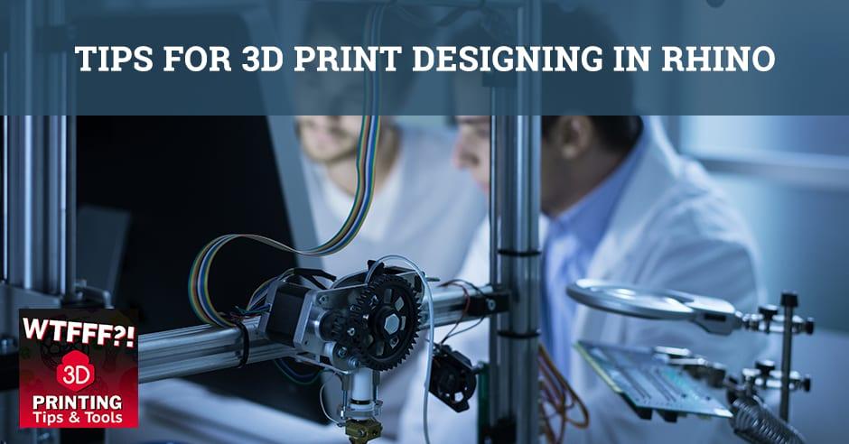 WTF 043 | 3D Print Designing
