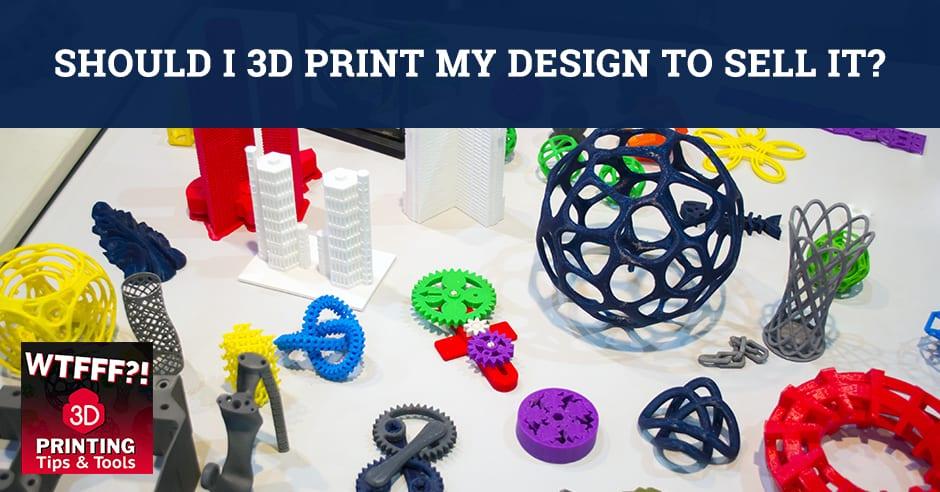 WTF 059 | 3D Print Design