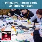 WTF 062 | Build Your 3D Print