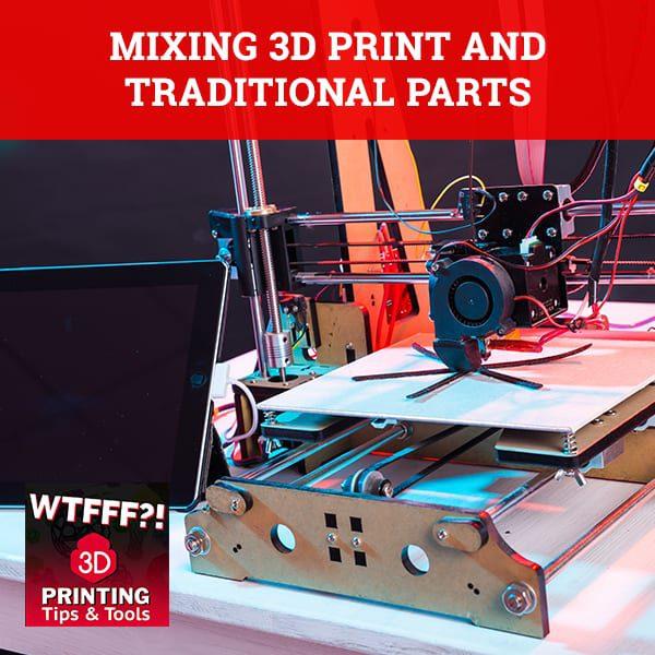 WTF 064 | Mix 3D Print