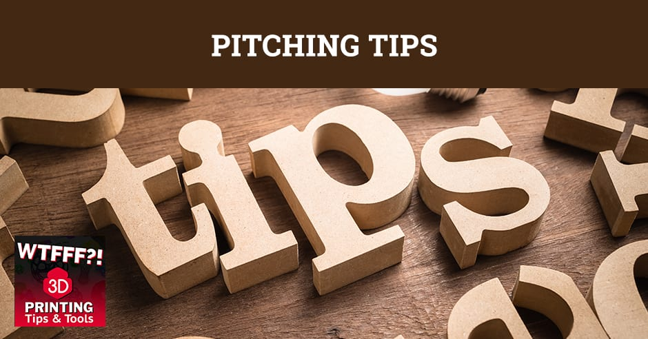 WTF 075 | Pitching Tips