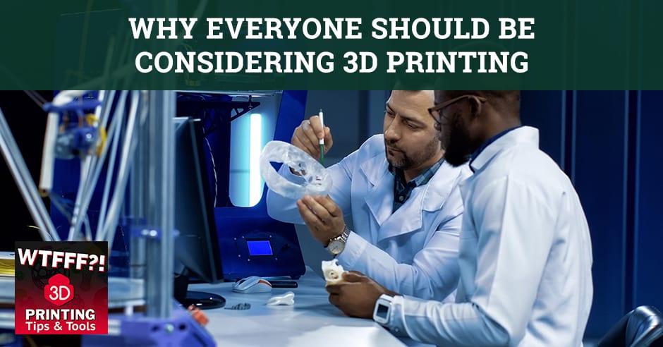 WTF 079 | 3D Printing