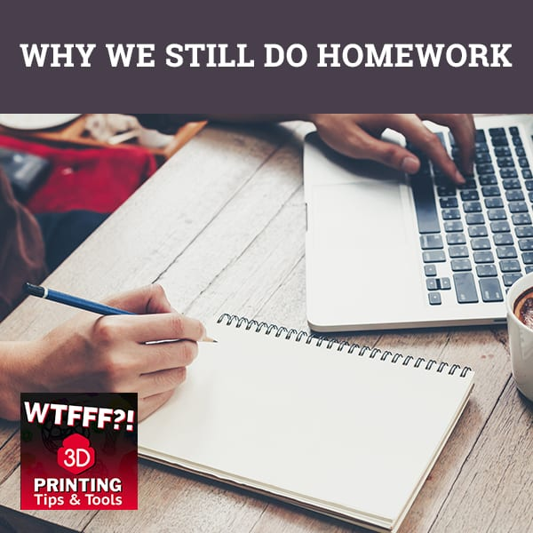 WTF 082 | Do Homework