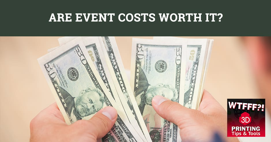 WTF 089 | Event Costs