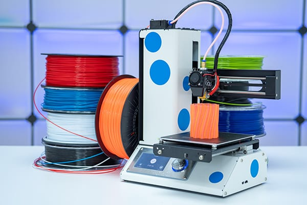 WTF 094 | 3D Print Material