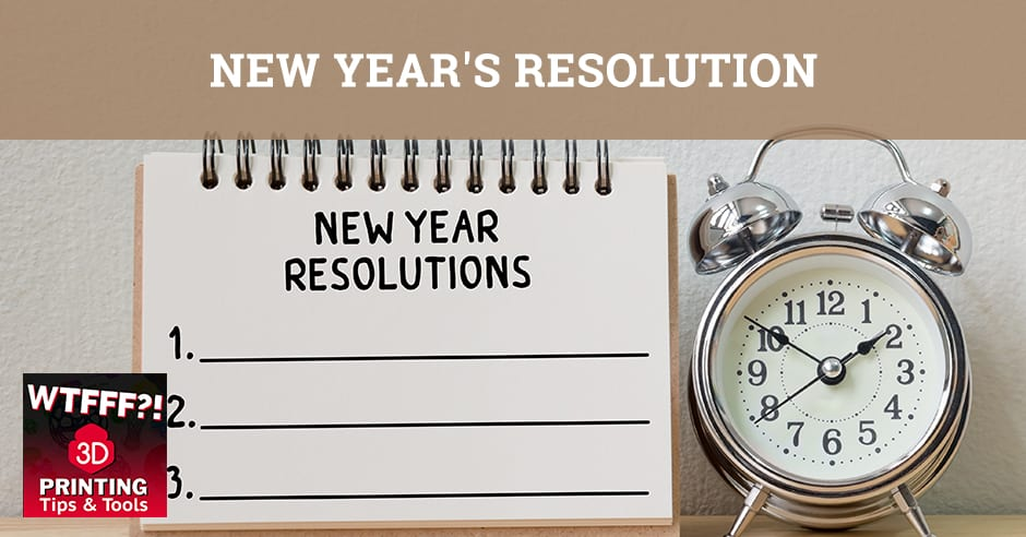 WTF 154   New Years Resolution