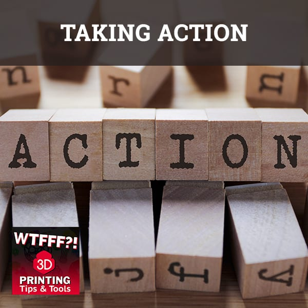 WTF 155 | Taking Action