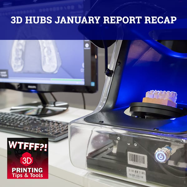 WTF 162 | 3D Hubs Report