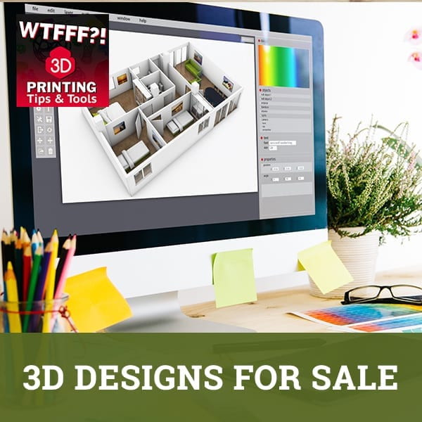 WTF 167 | Selling 3D Designs