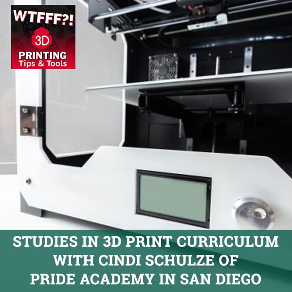 WTF 204 | Studies In 3D Print