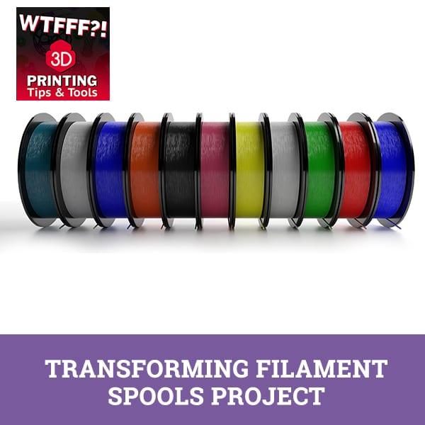 WTF 220 | Filament Spools Project