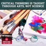WTF 223 | Critical Thinking Through Arts