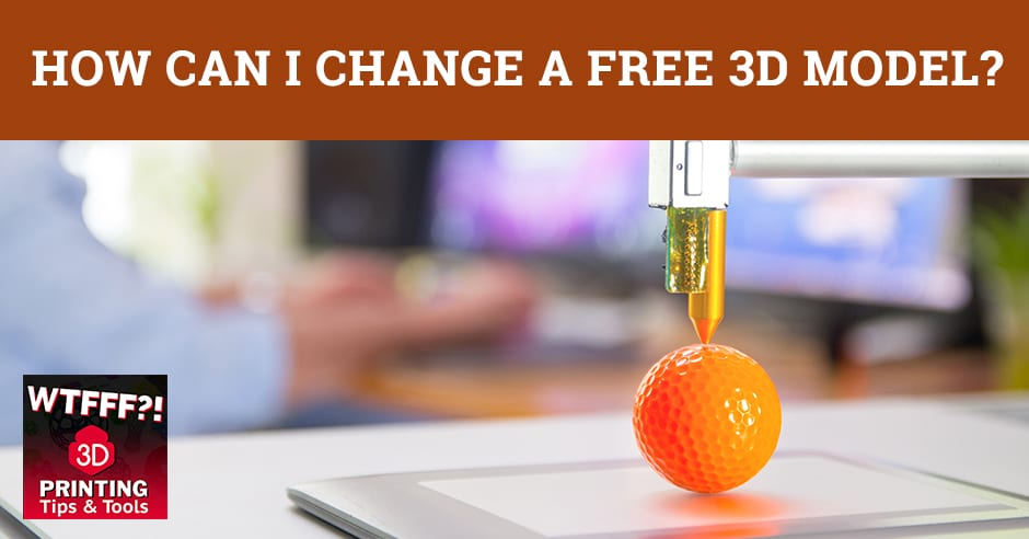 WTF 3D Model | Free 3D Model