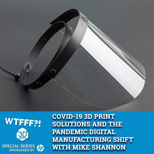 WTFSS 3 | COVID-19 3D Print