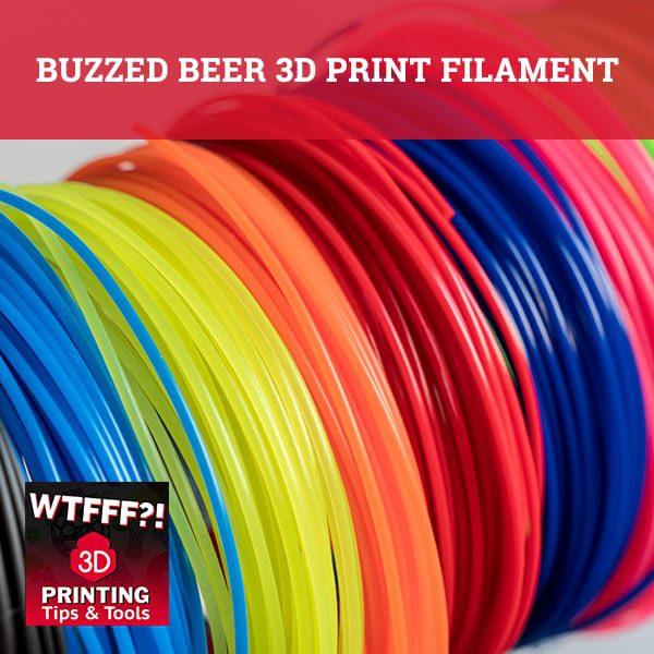WTFF Buzzed | 3D Print Filament