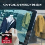 WTFF Couture | 3D Fashion Design