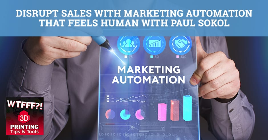 WTFF Disrupt Sales | Marketing Automation