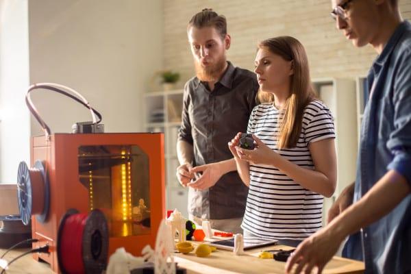 WTFF Hackable | Deezmaker 3D Printers