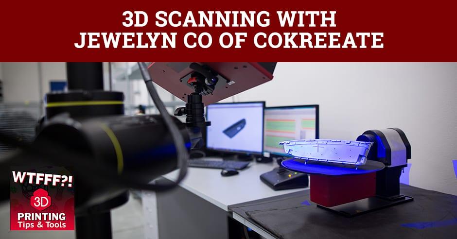 WTFF Scanning | 3D Scanning