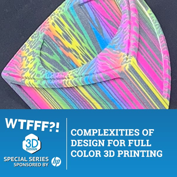 WTFSS 21 | Color 3D Printing