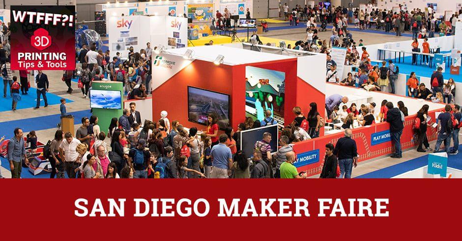 WTFF Faire | San Diego Maker Faire